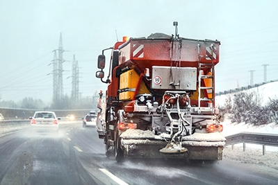 Highways England invests £16m in new gritters